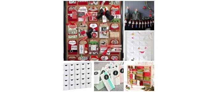 Six home-made 2015 Advent calendar ideas