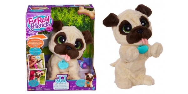 42% Off FurReal Friends JJ My Jumping Pug Toy Now £29.19 Delivered @ Amazon
