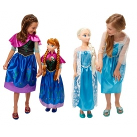 3 Foot Tall Frozen Dolls £39.99 @ Costco