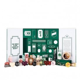 Beauty Advent £39 @ The Body Shop