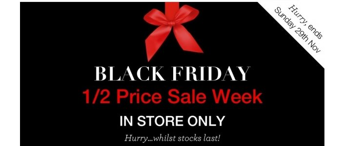 Black Friday Week @ Matalan