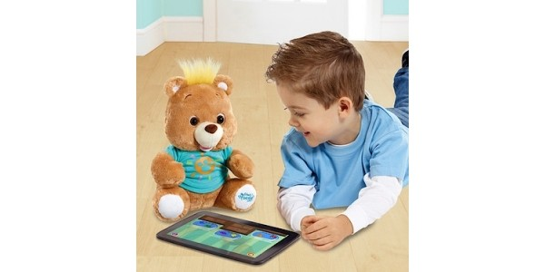 My Friend Freddy Bear £23.99 @ House Of Fraser/The Entertainer/Amazon