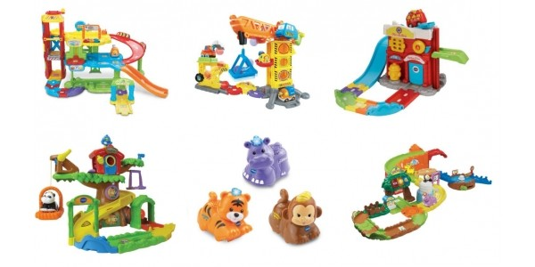 Up to 45% Off VTech Toot Toot Toys @ Amazon