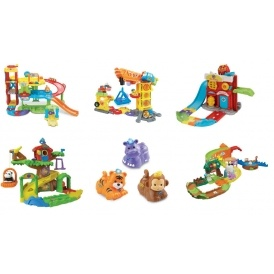 Up to 45% Off Toot Toot @ Amazon