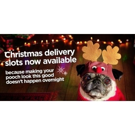When Can You Book Christmas Delivery Slots?