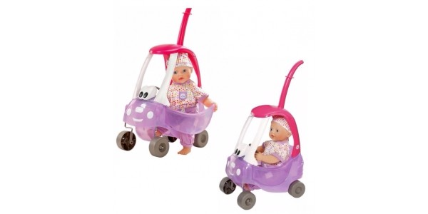 Half Price Baby Born Doll and Coupe Car Now £14.99 @ Argos