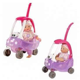 1/2 Price Baby Born Doll & Coupe £14.99
