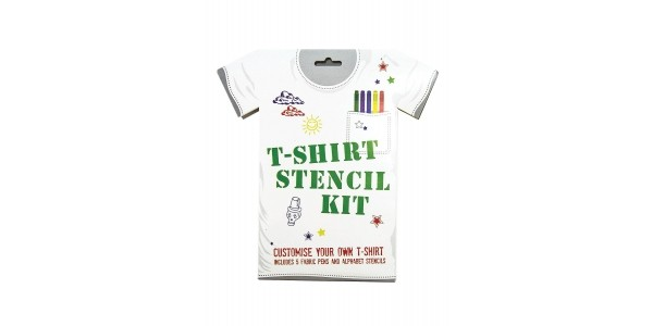 T-Shirt Stencil Kit £4 @ Very