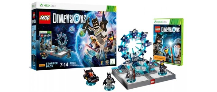 Lego Dimensions £69 @ Very