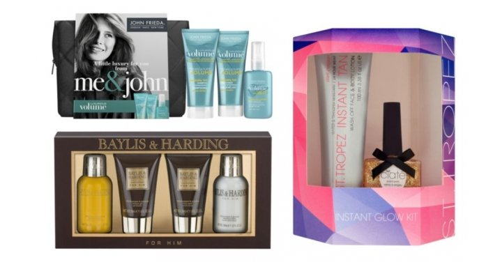 Half Price Health U0026 Beauty Gift Sets @ Tesco Direct- Prices From U00a32.50