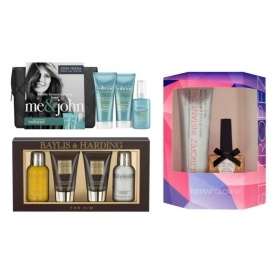 1/2 Price Beauty Gift Sets @ Tesco Direct