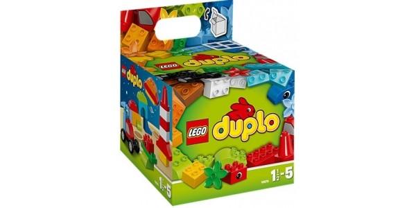 LEGO DUPLO Creative Building Cube £7.50 @ Asda