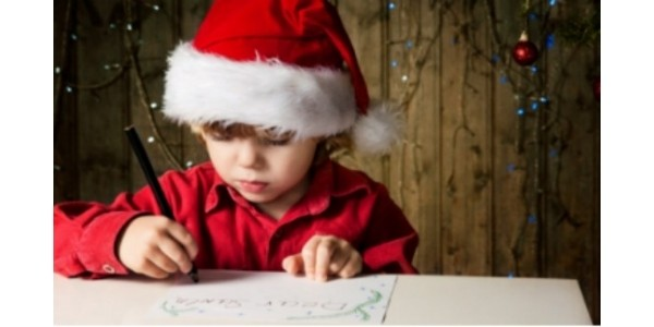 FREE Letters From Santa For Children Who Are Blind Or Partially Sighted @ RNIB