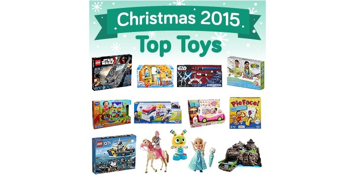 Most Popular Christmas Toys For 2013 : Most wanted toys for christmas revealed on the uk top
