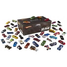 Hot Wheels 50 Car Pack @ Asda & Amazon