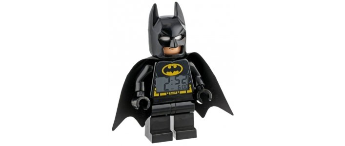 Lego Superheroes Batman Clock £12.50 Amazon