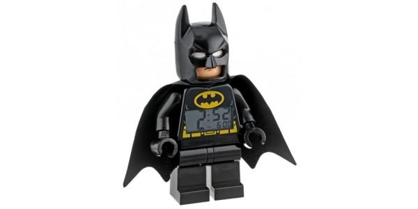 LEGO DC Universe Super Heroes Batman Minifigure Clock £12.50 @ Amazon