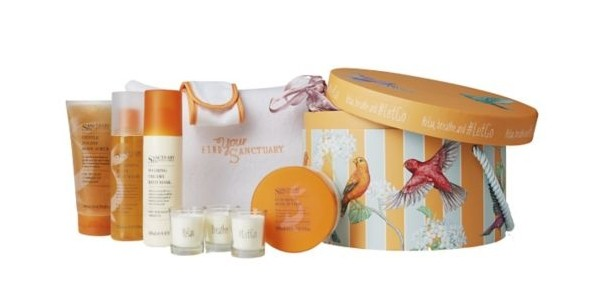 Boots Star Gift: Sanctuary Relax, Breathe and #letgo Gift Set £22.50