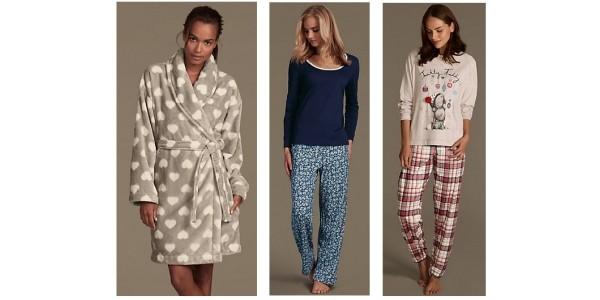 Black Friday Deal: 30% Off Nightwear @ Marks & Spencer