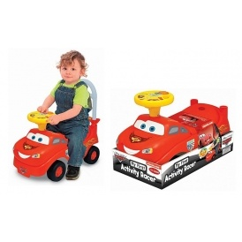 Lightning McQueen Activity Racer £15
