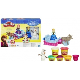 Play-Doh Frozen Sled Adventure £10