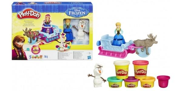 Play-Doh Frozen Sled Adventure £10 @ Asda/Amazon