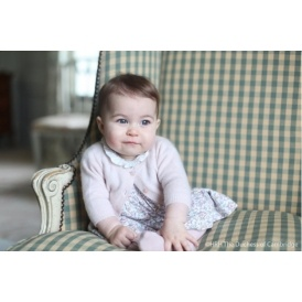 New Pictures Of Princess Charlotte