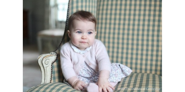 New Pictures Of Princess Charlotte Released By Kensington Palace