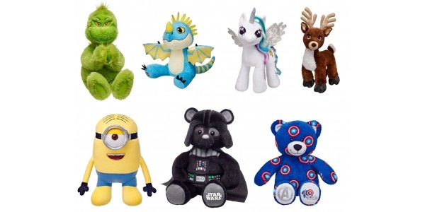 40% Off Build-A-Bear For Cyber Monday