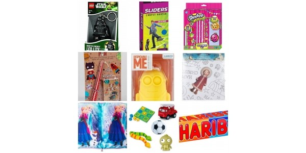 10 Kids' Christmas Stocking Fillers Under £10