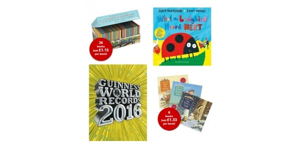 Cyber Monday Deal: 20% Off All Orders or 25% Off When You Spend £40 (using code) @ The Book People