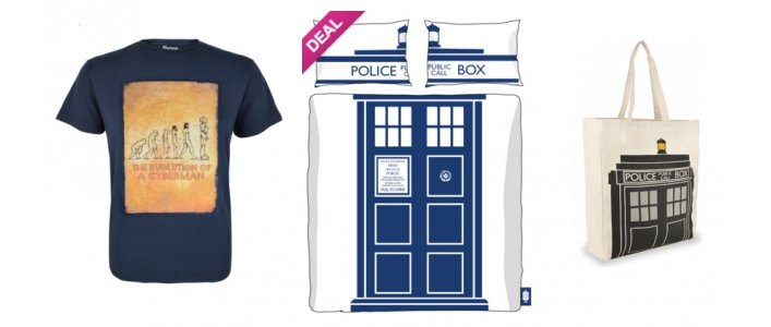 Up to 70% Off Doctor Who @ BBC Shop