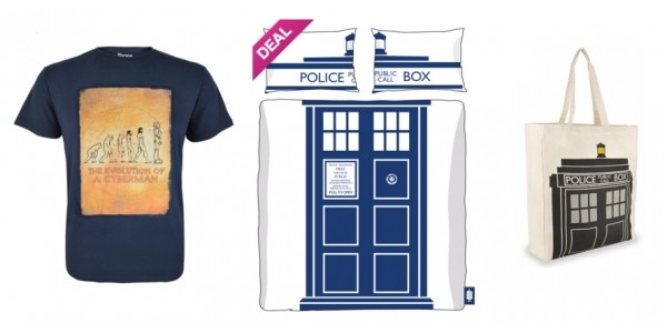 Doctor Who Cyberman Day Deals Up to 70% Off @ BBC Shop