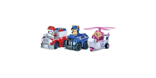 (EXPIRED) Paw Patrol Action Pack With Pup Set £14 @ Amazon