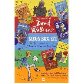 David Walliams Set £18 Amazon