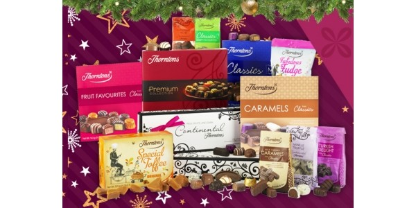 Chocolate Feast Collection Better Than Half Price £25 TODAY ONLY @ Thorntons