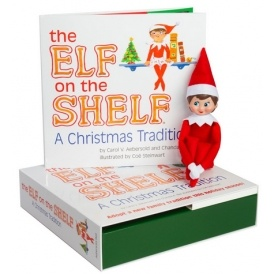 Elf On The Shelf Book & Doll £21.99