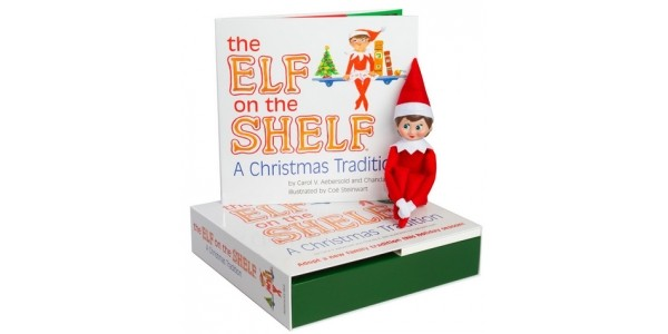 Elf On The Shelf Book & Doll £21.99 Delivered @ The Book Depository