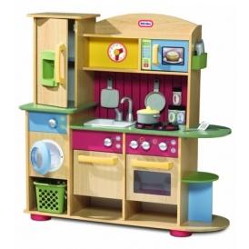 Little Tikes Wooden Kitchen Now £100