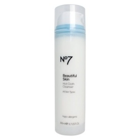 No7 Hot Cloth Cleanser £10 for 3 @ Boots