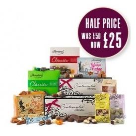 Gift Bundle £26 Delivered @ Thorntons