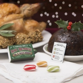 Christmas Dinner In A Matchbox