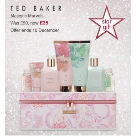 Ted Baker *Star Gift* @ Boots