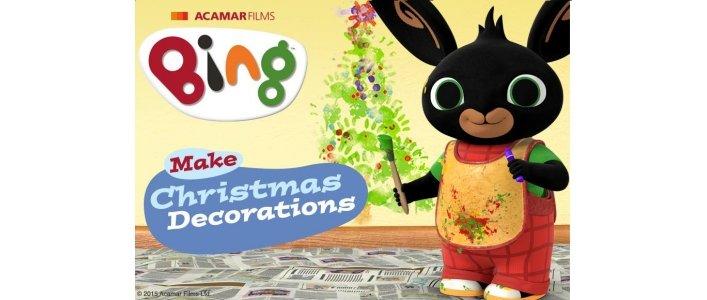 FREE Bing Printable Christmas Decorations