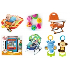 20% Off Selected Baby Items @ Asda George