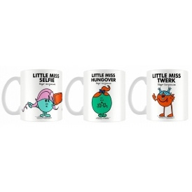 Mr Men & Little Miss Parody Mugs £6.99
