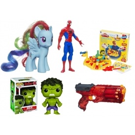 Mix & Match 3 for 2 on Toys @ Toys R Us
