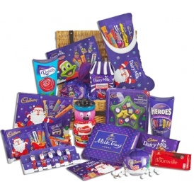 15% Off Cadbury Christmas Chocolates TODAY