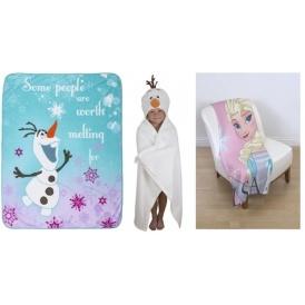 Fleece Blankets From £4 @ Tesco