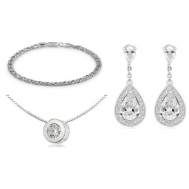 Up to 70% Off Silver Jewellery @ Amazon